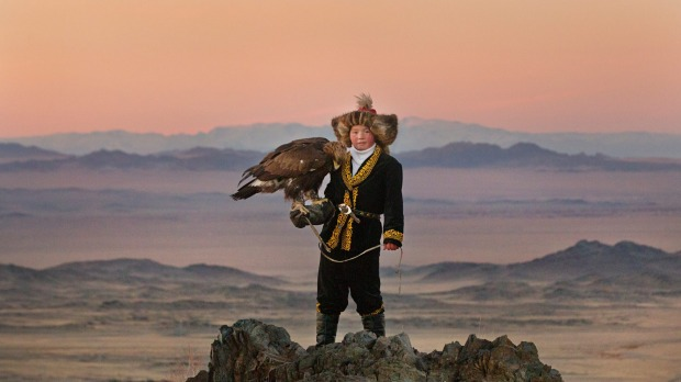 The Trip: Mongolia and the Golden Eagle festival