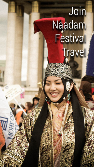 Join Naadam Festival Travel 2020