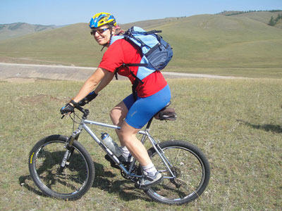 Mountain bike tour (15 days / 14 nights)