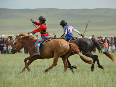 Essence of Mongolia with Naadam Festival (14 days)