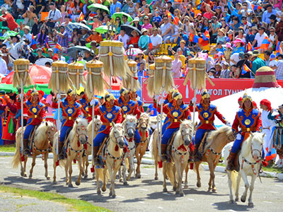 Jeep Safari with Naadam festival (16 days / 15 nights)
